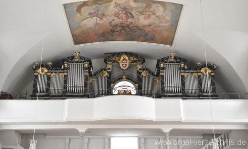 Beckenried St. Heinrich Prospekt I