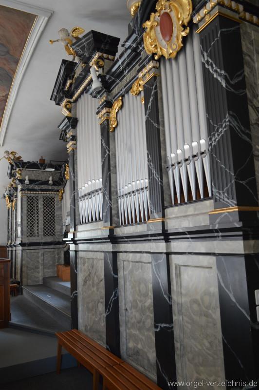 Beckenried St.Heinrich Prospekt