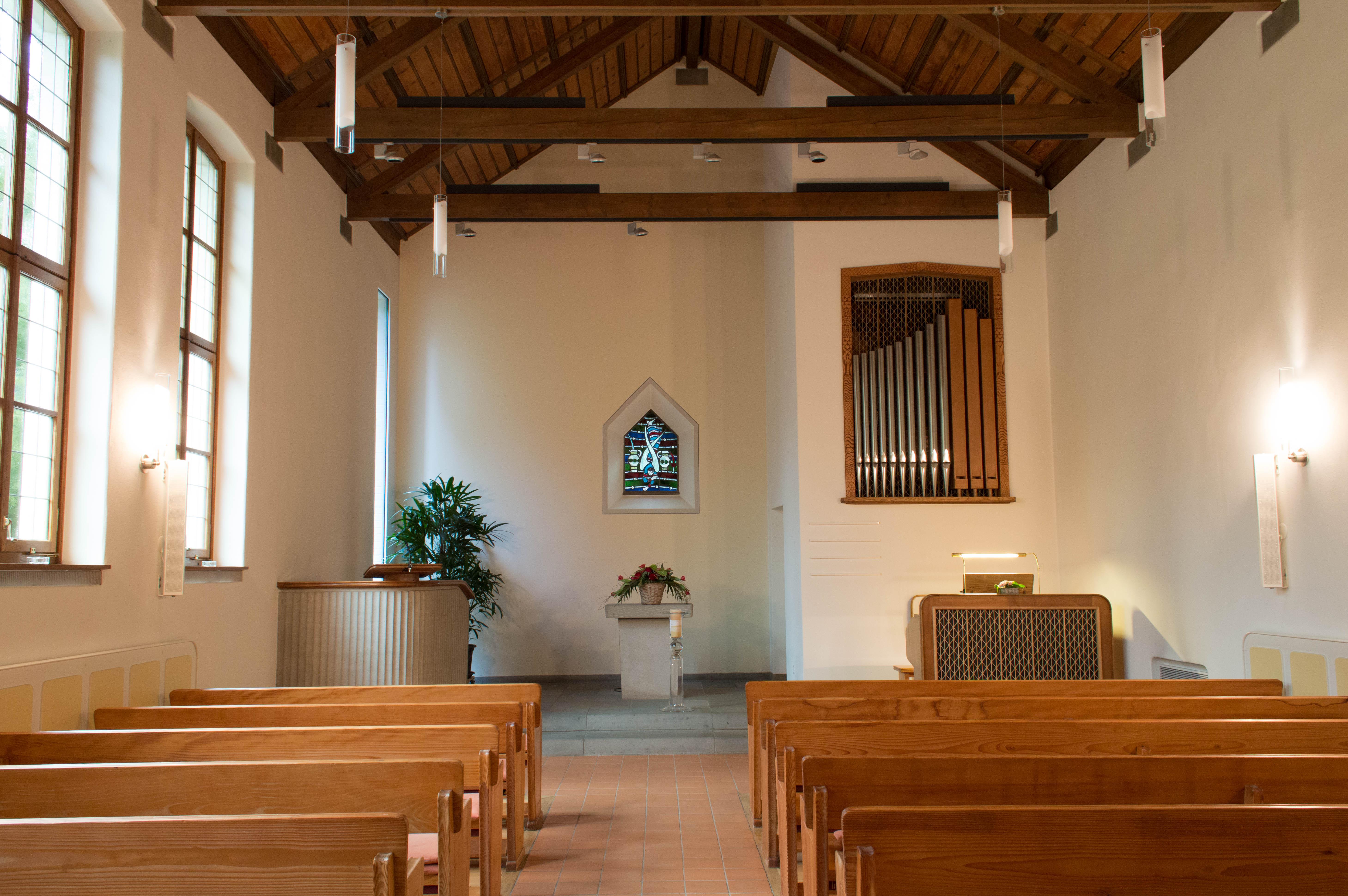 Hergiswil Reformierte Kirche Genforge