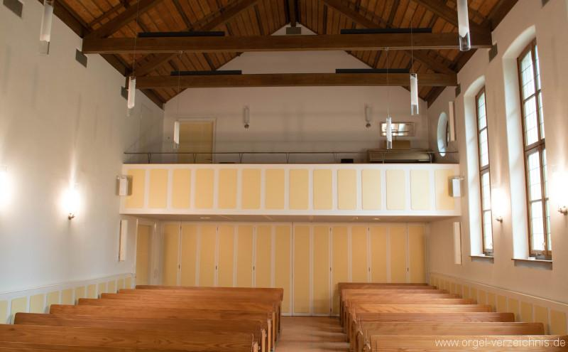 Hergiswil Reformierte Kirche