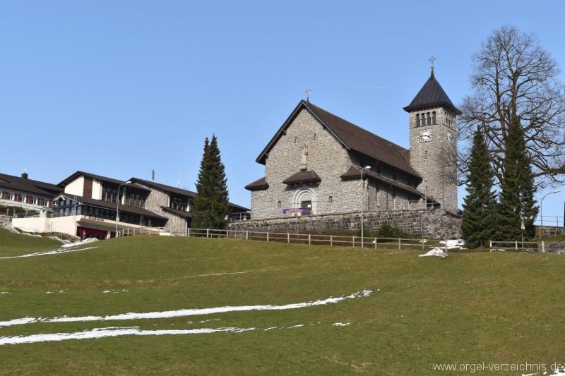 Emmetten St. Theresia und Jakob Kirche