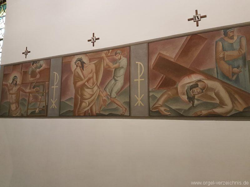Emmetten St. Theresia und Jakob Kreuzweg I