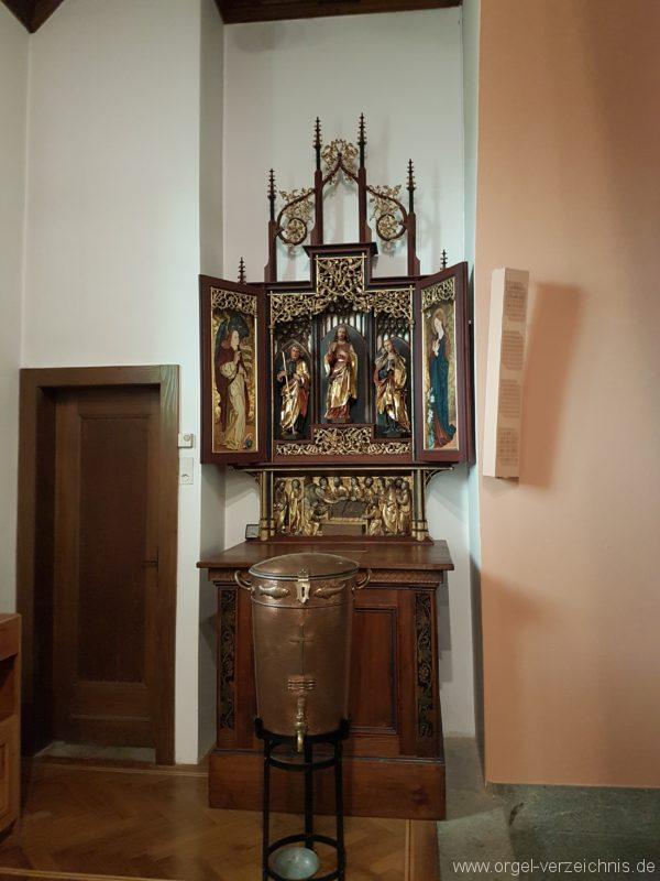 Emmetten St. Theresia und Jakob Seitenaltar I