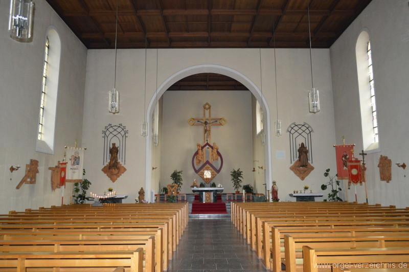 Zell im Wiesental – St. Fridolin