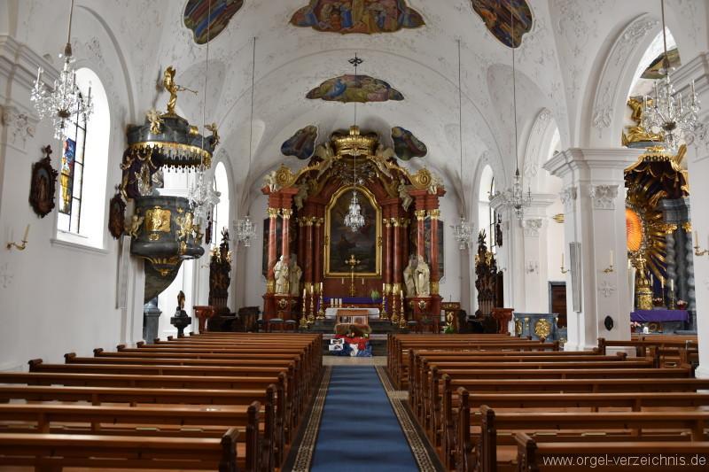Melchtal Wallfahrtskirche Altar