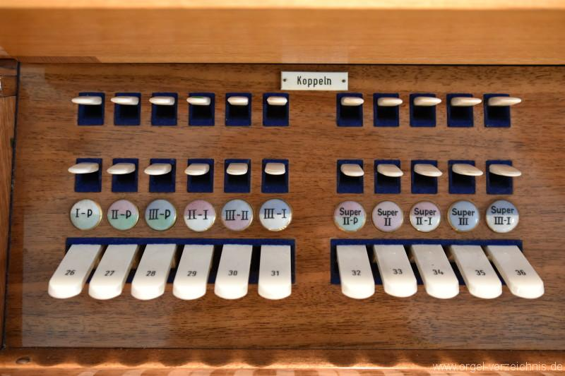 Melchtal Wallfahrtskirche Spieltisch