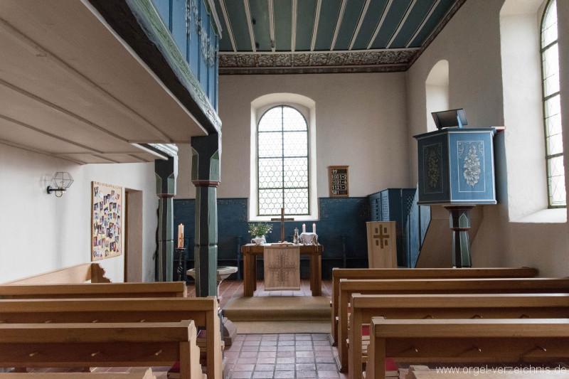 Zell im Wiesental/Gresgen – Evangelische Nikolauskirche