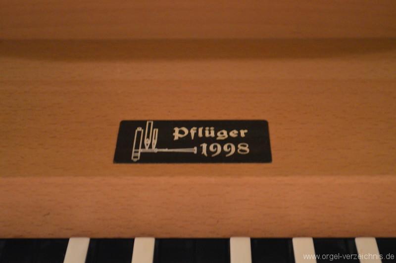 Lustenau Kirchdorf Firmenschild