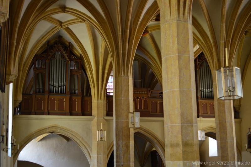 Voitsberg St.Michael Orgelprospekt