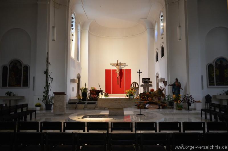 Zell im Wiesental/Atzenbach – St. Mariä Himmelfahrt