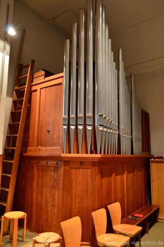 Zell im Wiesental/Atzenbach – St. Mariä Himmelfahrt Orgel