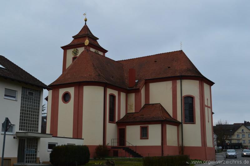 Konstanz Dettingen St.Verena
