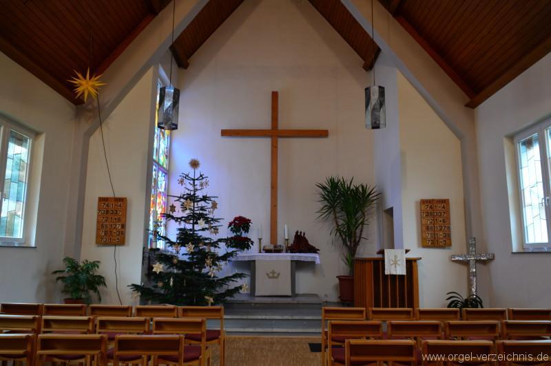 Kappelrodeck Evangelische Kirche