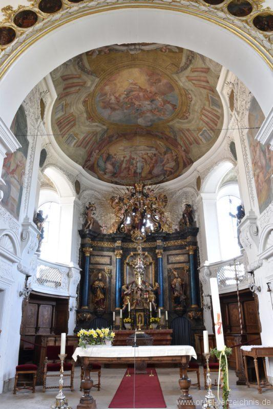 Herznach St. Nikolaus Altar