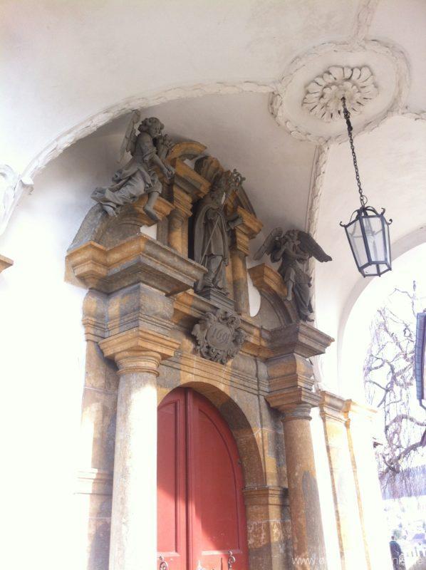 Herznach St. Nikolaus Portal