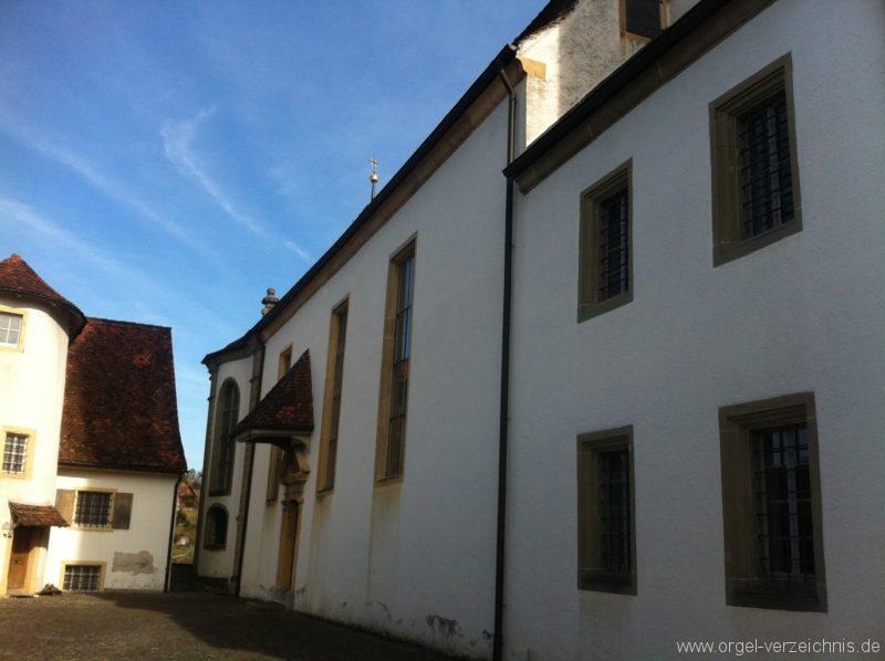 Herznach St. Nikolaus Seitenansicht
