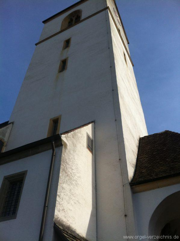 Herznach St. Nikolaus Turm