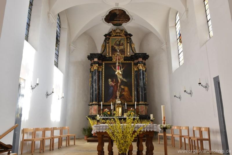 Hornussen St. Mauritius Altar