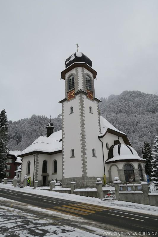 Melchtal Wallfahrtskirche