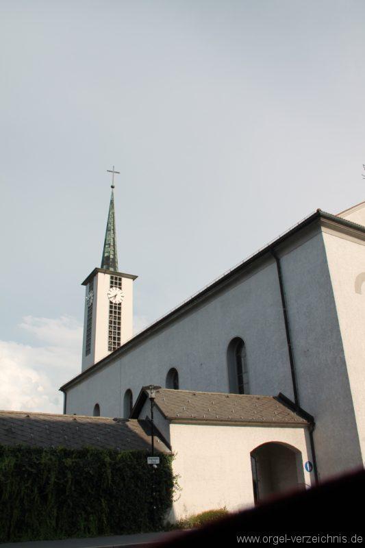Lustenau Kirchdorf St. Peter und Paul Aussenansicht V