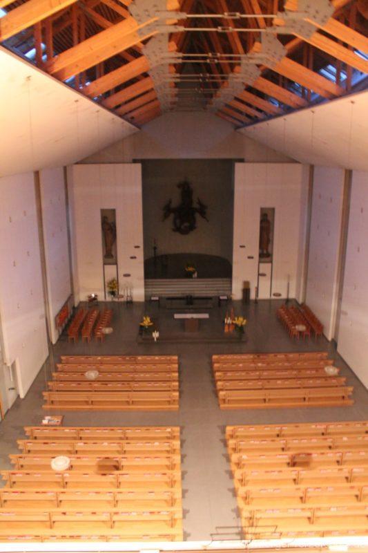 Lustenau Kirchdorf St. Peter und Paul Innenansicht IV