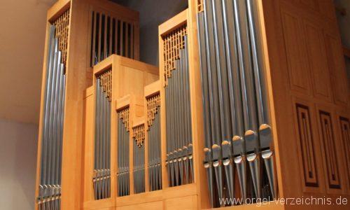 Lustenau Kirchdorf St. Peter und Paul Orgelprospekt III