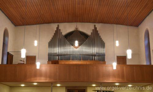Zell im Wiesental Evangelische Stadtkirche Prospekt V