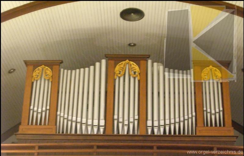 Köln-Weiden – Evangelische Kirche Weiden/Lövenich Orgel