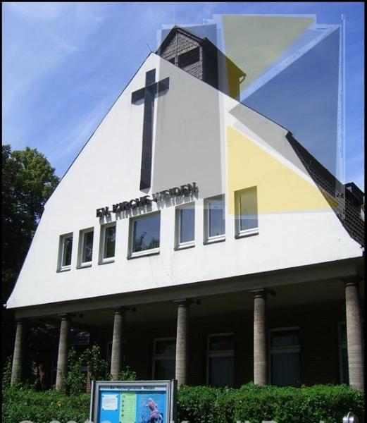 Köln-Weiden – Evangelische Kirche Weiden/Lövenich