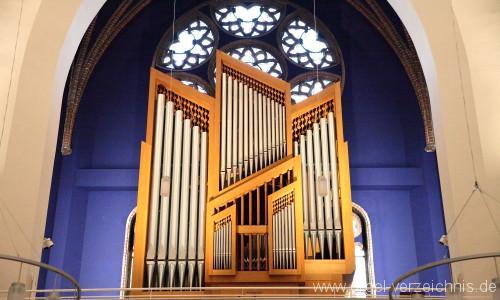 Berlin Kreuzberg - St. Bonifatius - Stockmann Orgel  (18)