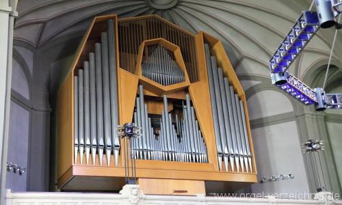 Berlin Neukölln - Philipp Melanchthon Kirche Orgel (25)