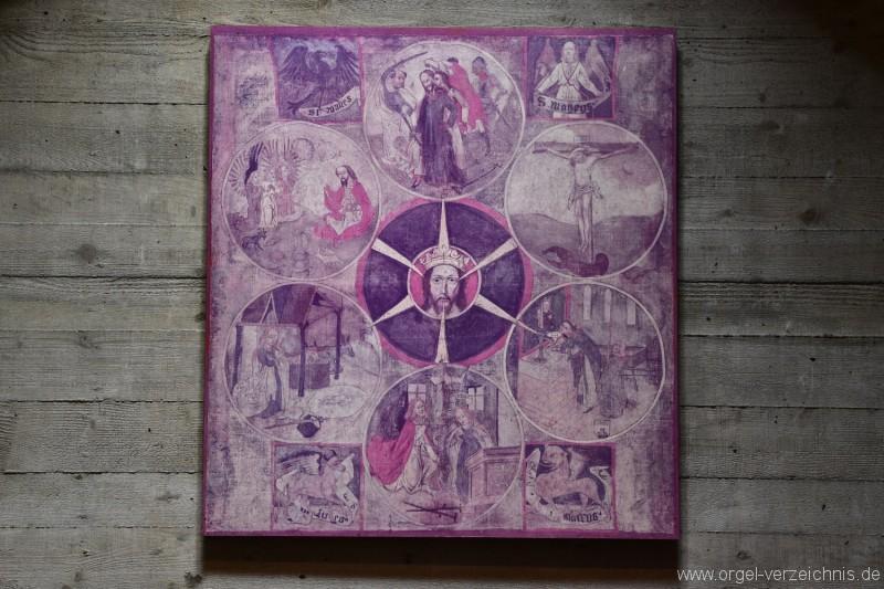 Buchs St. Johannes Evangelist Bild