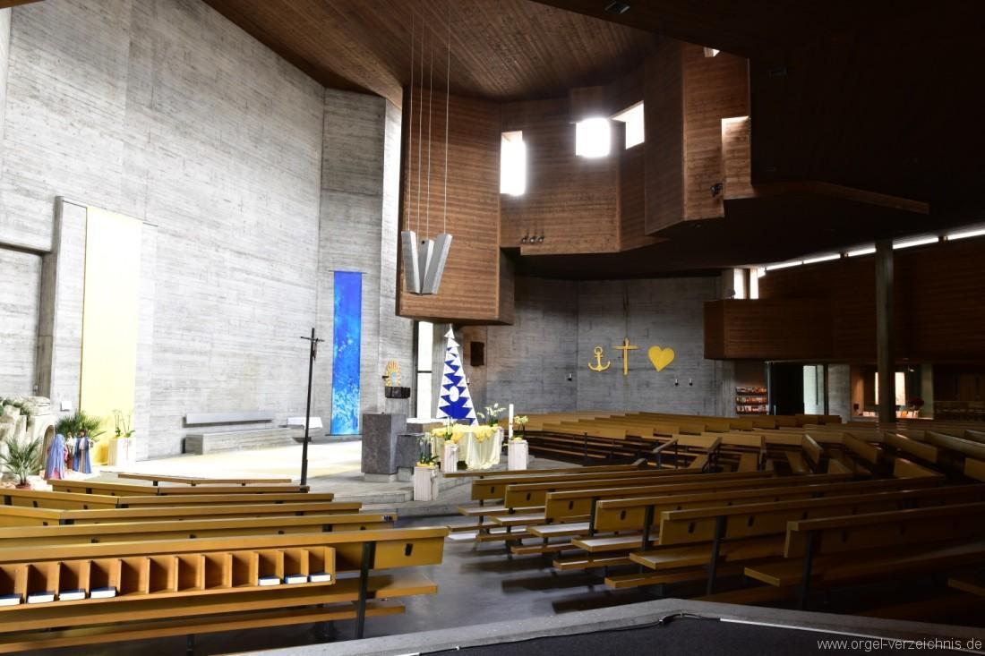 Buchs - St. Johannes Evangelist