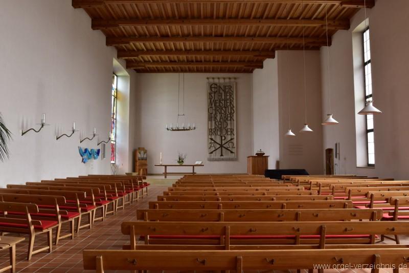 Buchs – Reformierte Kirche