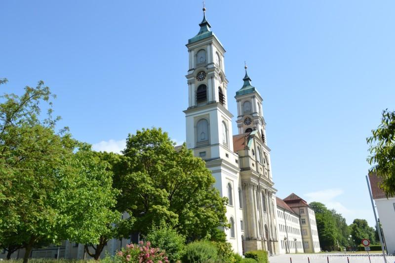 Ravensburg/Weissenau – St. Petrus und Paulus
