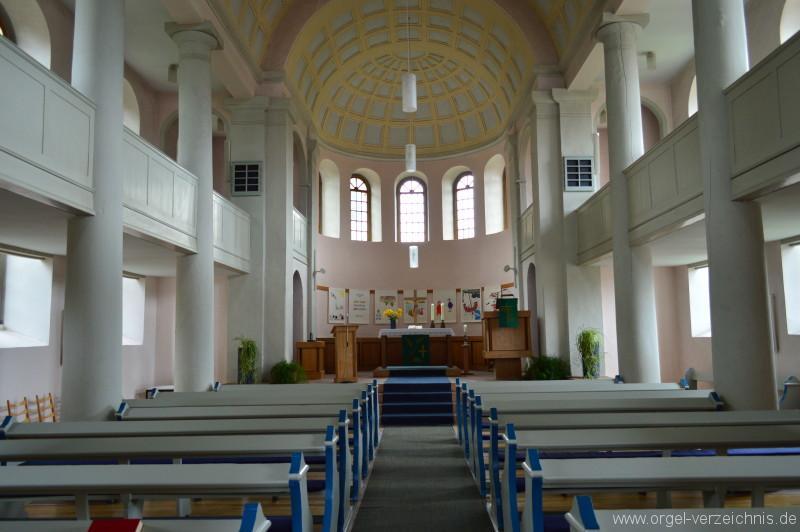 Büdingen/Rohrbach – Evangelische Nikolauskirche