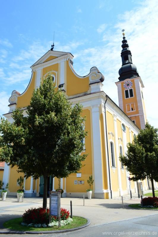 Fürstenfeld St. Johannes Baptist Kirche