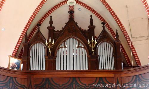 Ludwigslust – St. Helena und Andreas Orgel (2)