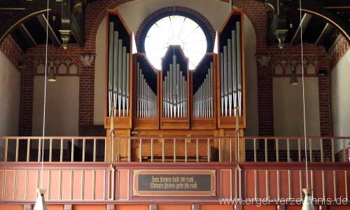 Ludwigslust - Stiftskirche-Stift-Bethlehem Schuke Orgel (10)