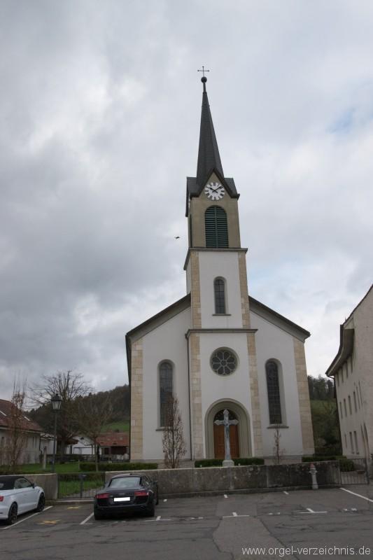 Niedererlinsbach St.Nikolaus Kirche