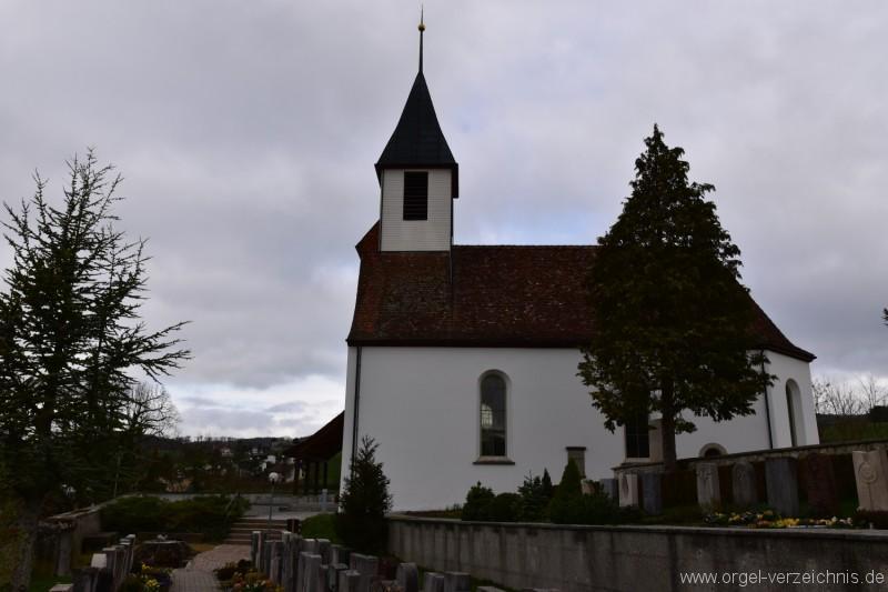 Bözen Reformierte Kirche