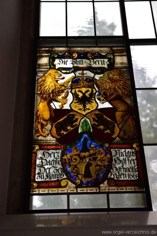 Bözen Reformierte Kirche Wappen