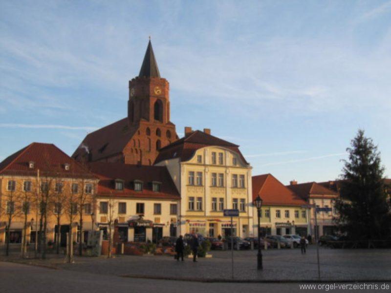 Beeskow Marienkirche