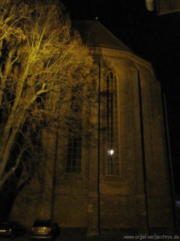 Beeskow Marienkirche Aussenansicht I