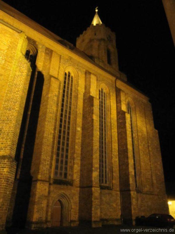 Beeskow Marienkirche Aussenansicht III