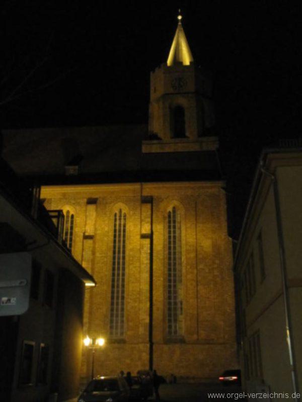 Beeskow Marienkirche Aussenansicht IV