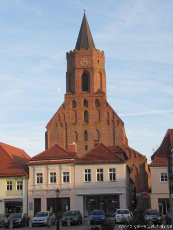 Beeskow Marienkirche II