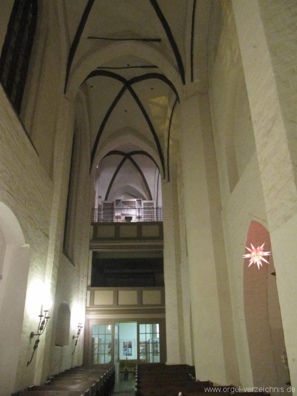Beeskow Marienkirche Orgelprospekt IV