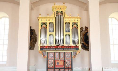 Hannover - Neustädter Hof- und Stadtkirche St. Johannis- spanische Orgel (10)