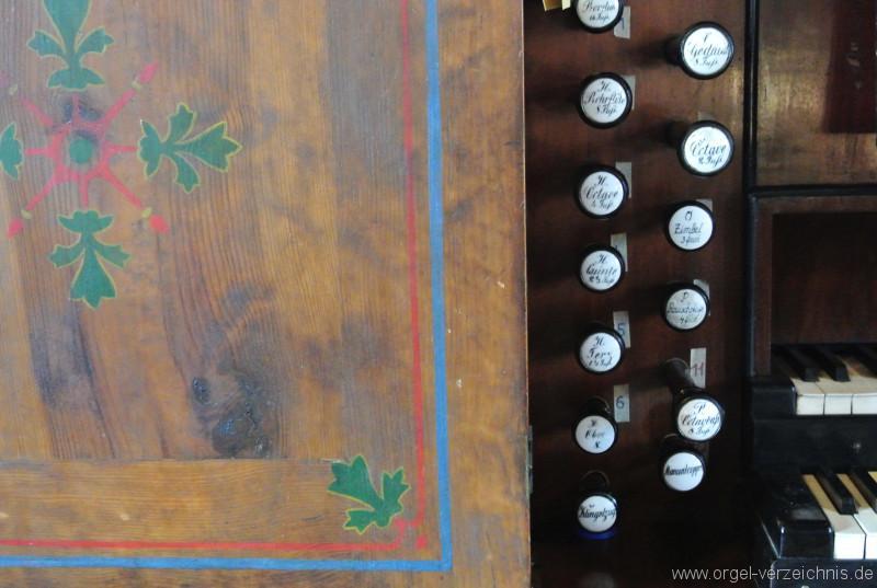 Kirche-Cainsdorf-Zwickau-Orgel-Spieltisch (1)